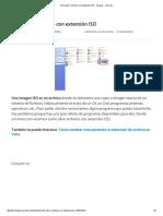 Cómo Abrir Archivos Con Extensión ISO - 4 Pasos - UnComo
