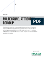 EMarketer Multichannel Attribution Roundup