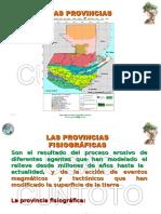 17. Fisiografía de Guatemala