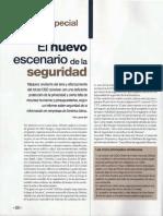 El Nuevo Escenario de La Seguridad - IT 218- Noviembre 2015