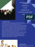 Proyecto Deportivo Voleibol