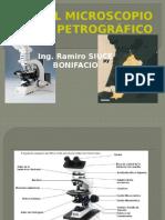 EL MICROSCOPIO PETROGRÁFICO.pptx