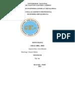 Trabajo de OHSAS 18001; 18002 - Legislacion