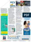 Pharmacy Daily for Wed 13 Jul 2016 - Urgent skin cancer prevention call, Statins reduce cancer risk, First pharmacist CDE, Health AMPERSAND Beauty and much more