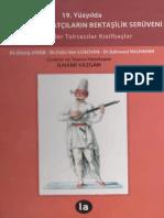 Jakob-Luschan-Naumann - Ed İlhami Yazgan - 19 YY Da Alman Şarkiyatçıların Bektaşilik Serüveni