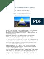 _El Factor Galzú y La Profecía-Oracular-Decreto Del Pentáculo-Phitagórico
