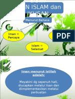 14. Iman Islam Dan Ikhsan