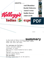 kelloggs Indian Experience