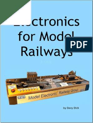 Electronics for Model Railways pdf   Resistor   Electrical