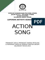 Laporan Action Song