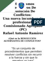 Presentacion Resolucion de Conflictos 3