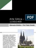 020 Arte Gotica