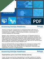Assessing DevOps Readiness