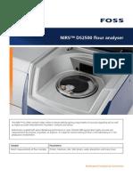 DS2500 Flour Solution Brochure GB PDF