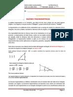Tema 9_razones Trigonometricas