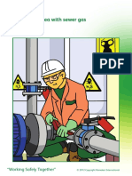 00 Working in area with sewer gas - Safety Card A4 Size - English.pdf