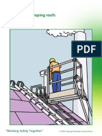 00 Working on sloping roofs - Safety Card A4 Size - English.pdf
