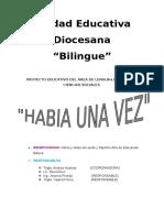 Carturlas Proy. Lengua
