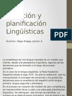 Variación y Planificación Linguísticas