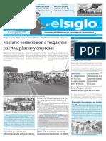 Edicion Impresa El Siglo 13-07-2016