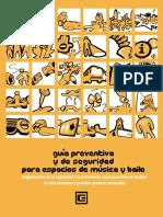 2Guia Preventiva Para Seg. Especios Musica y Baile