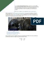 Perkiraan Design Disc Mill