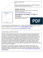 Shakespeare by Design- A Flight of Concepts