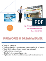 Fireworks & Dreamweaver