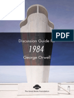 1984 -Discusssion Guide on Orwel' s 1984 7p