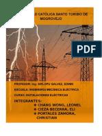 Diseño de Instalación Eléctrica