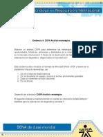 Evidencia 4 DOFA