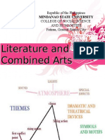 literature and combined arts
