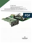 UPS Network Interface