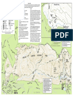 Wildcat Canyon Regional Park Map