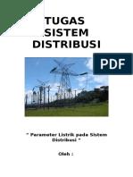 Sistem Distribusi (Tugas)