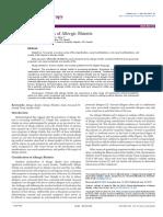 Clinical Manifestations of Allergic Rhinitis 2155 6121.S5 007