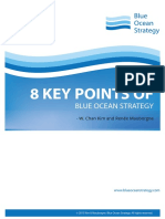 8 Key Points of Blue Ocean Strategy