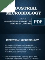 Industrial Microbiology Lec 3