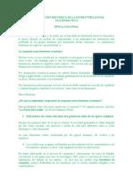 Configuración Histórica de La Estructura Social Guatemalteca