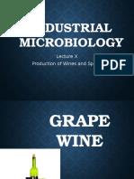 Industrial Microbiology Lec 10
