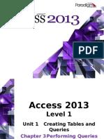 BM Access2013 L1 C3 Presentation