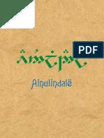 Ainulindale in Quenya