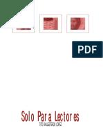 Ballesteros, T., Sólo Para Lectores