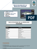 Bio-ecologia de La Merluza Peruana