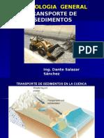 Hidrologia Transporte de Sedimentos II
