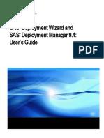 SAS Deployment Wizard