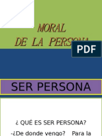 La Etica y La Moral Mercedes