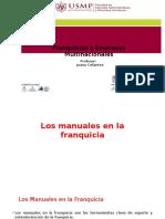 Los Manuales en La Franquicia