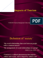 9 Social Impacts of Tourism