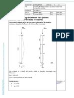 SX002a-En-EU-Example- Buckling Resistance of a Pinned Column With Intermediate Restraints